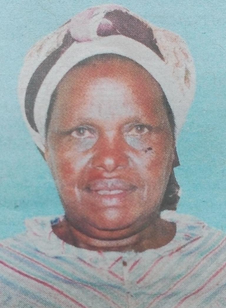 Rtd. Elder Samuel Njora Gitau - Obituary Kenya
