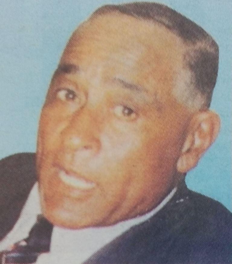 Morris (1) - Obituary Kenya