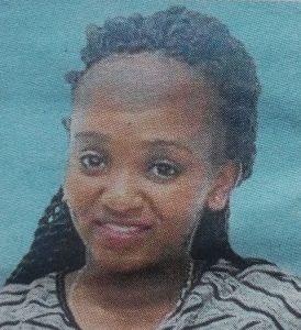Mercy Nduta Njora - Obituary Kenya