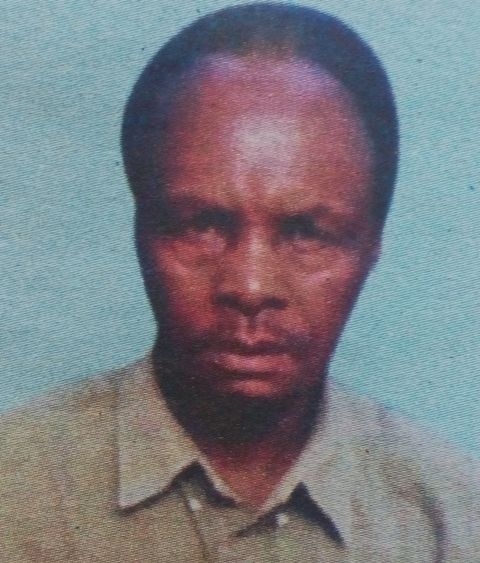 Daniel Ndung'u Njoroge (Wathiano)