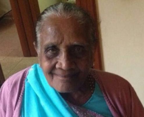 MRS. RADHABEN KESHAVJI SHAH - Obituary Kenya
