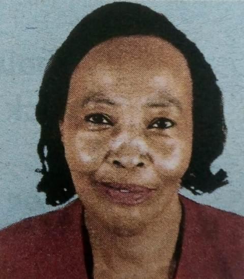 Ann Wanjiru Muichuhio - Obituary Kenya