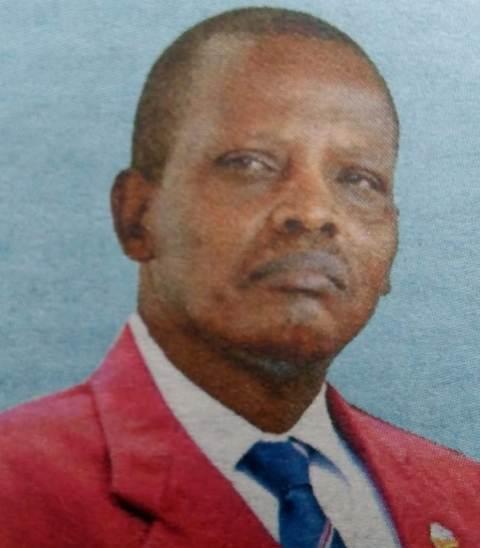 Elder Fredrick Wangai Njuguna