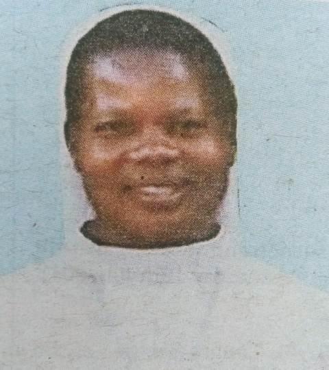 976b0c292802a Rev. Sr. Seraphine Apiyo Aloo FSSA - Obituary Kenya