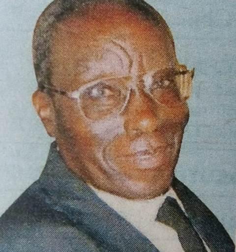 Mwalimu Christopher Mburu Muigi