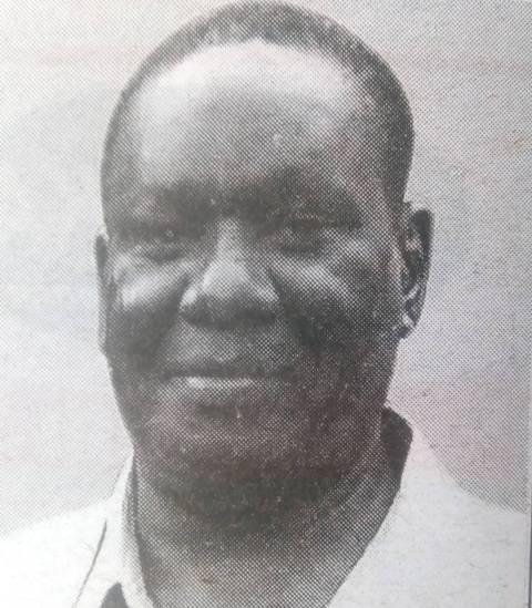 Daniel Njuguna Ngugi