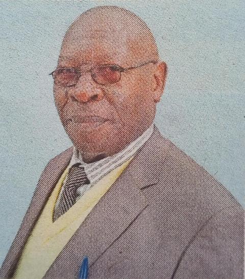 Stephen Kagwi Kahoro