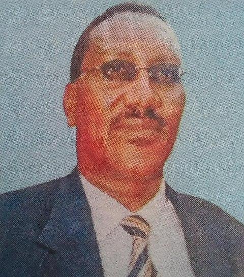 Gad Peter Mbugua (Wamuti)