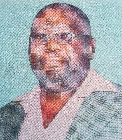 morris mbithi1 - Obituary Kenya