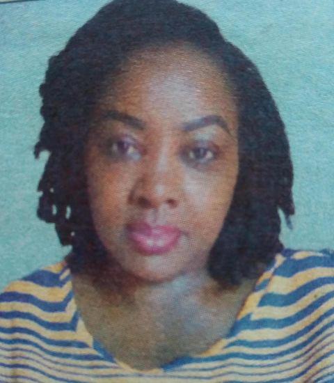 Jane Wambui Waithaka - Obituary Kenya