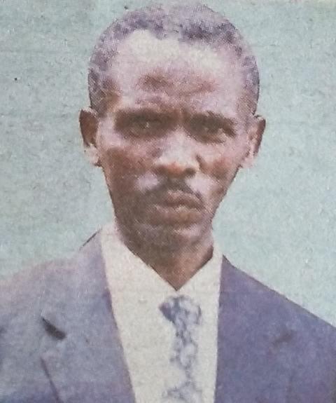 Stephen Githuku Njuguna