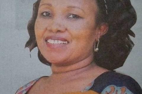 Jane Wambui Nduati - Obituary Kenya