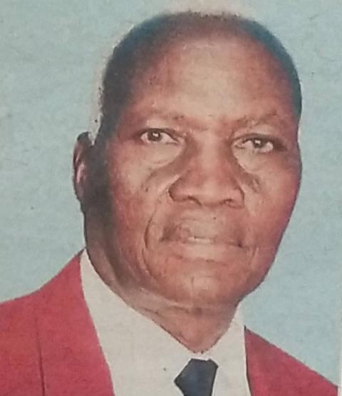 James Njora Aluda - Obituary Kenya