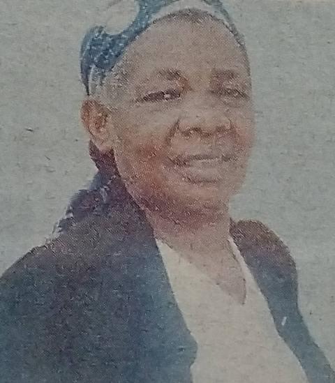 John Kabage Mwangi - Obituary Kenya