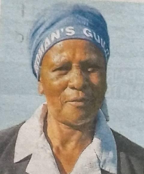 (RTD.) Rev John Mburu Mwaura (Baba Mercy) - Obituary Kenya